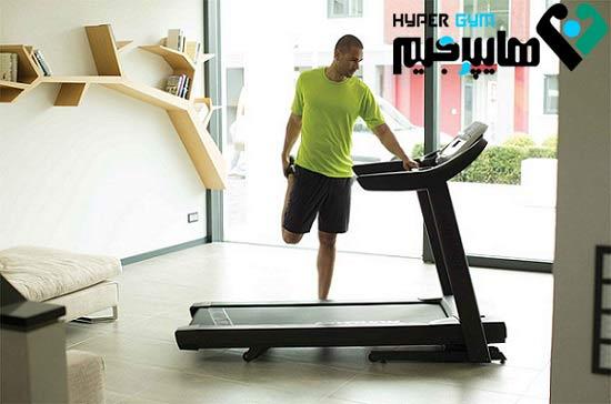 با کمک تردمیل متابولیسم بدنتان را افزایش دهید!