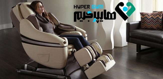 تاثیر صندلی ماساژ بر سلامت بدن