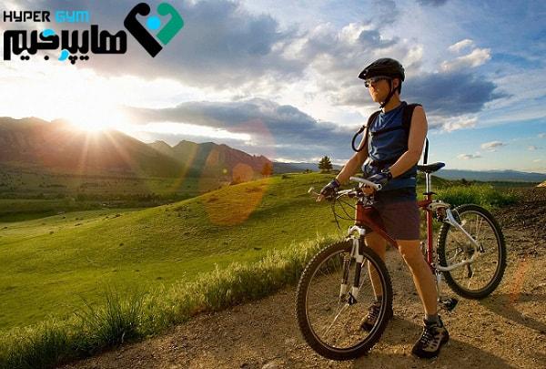 در هوای گرم تابستان برای دوچرخه سواری چه نکاتی را باید رعایت کنم؟