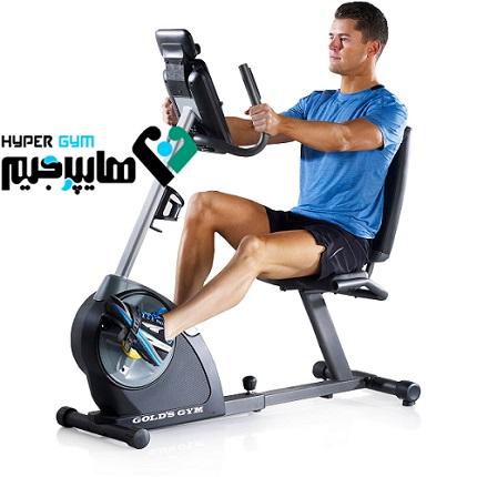 دوچرخه ثابت و توانبخشی زانو