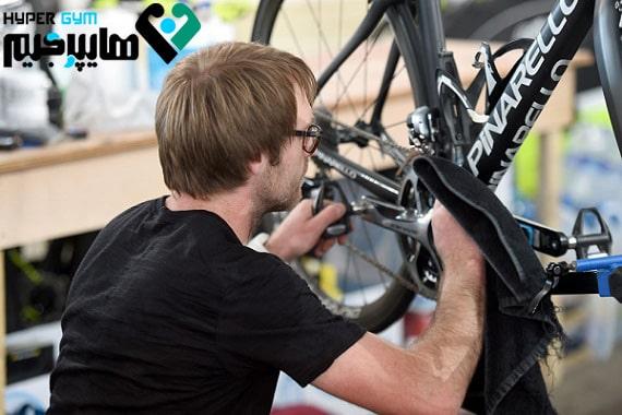 راه های ساده برای نگهداری از دوچرخه