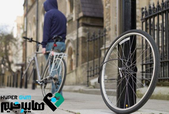 راه های مقابله با دزدیده شدن دوچرخه!