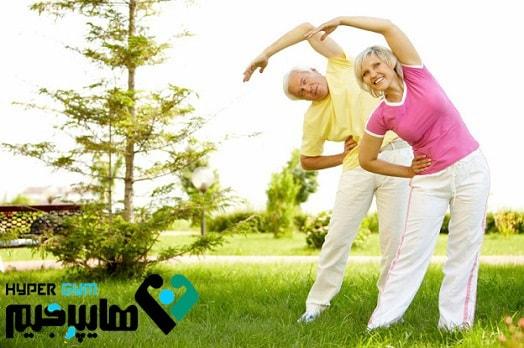 چه کنیم که با افزایش سن متابولیسم بدن کم نشود؟!