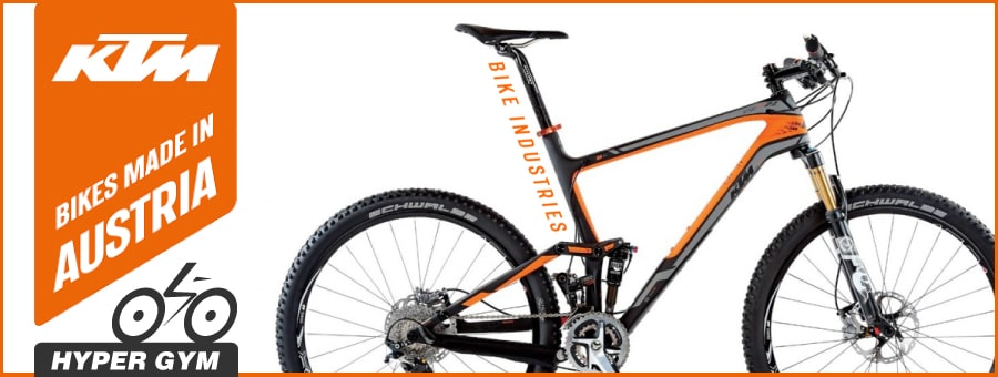 دوچرخه ساخت اتریش
