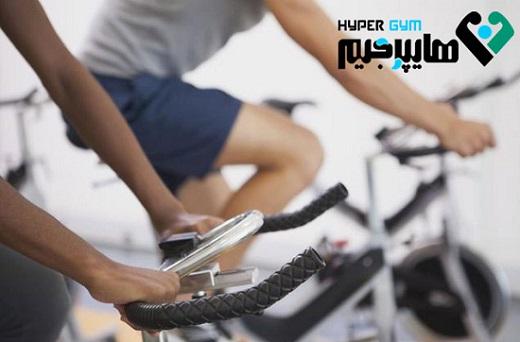 با دوچرخه ثابت به کجا خواهید رسید؟