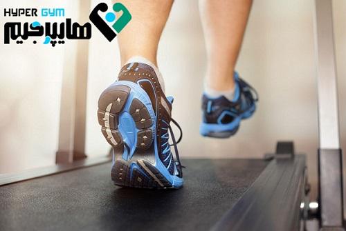 با دویدن بر روی تردمیل 15 سال عمر خود را بیشتر کنید!
