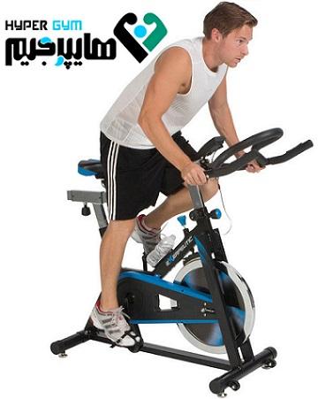 تاثیر دوچرخه ثابت بر روی ران و لگن