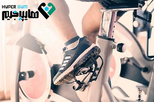 نکاتی در مورد دوچرخه ثابت