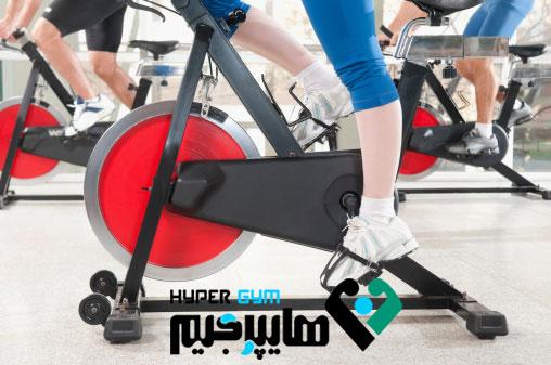 نکات ورزش با دوچرخه ثابت