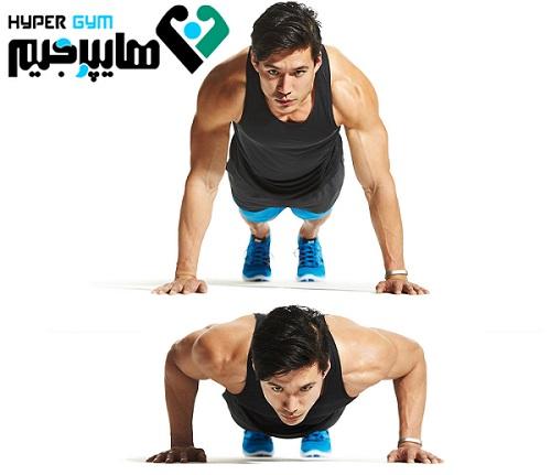 ورزش و تركيب بدن