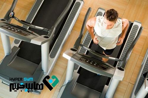 ورزش کلید تندرستی-فواید استفاده از تردمیل