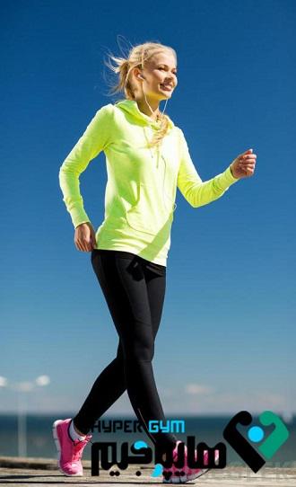 پیاده روی و تاثیر آن در کاهش وزن